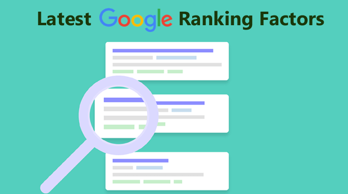 Top 6 yếu tố xếp hạng Google Ranking Factors