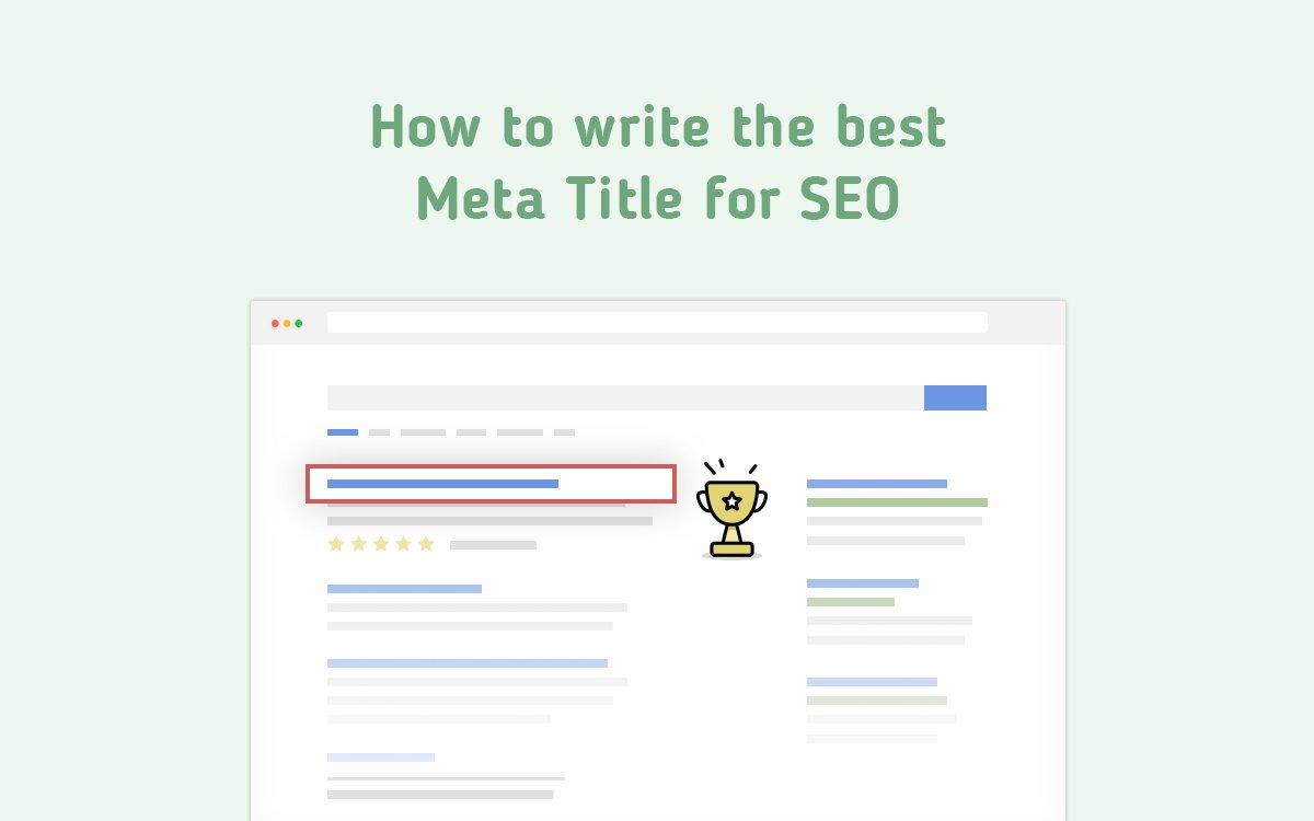 cách viết meta title chuẩn seo