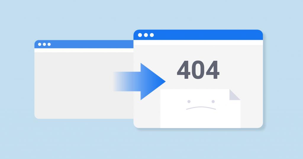 Broken Links: Cách xử lý với Redirection