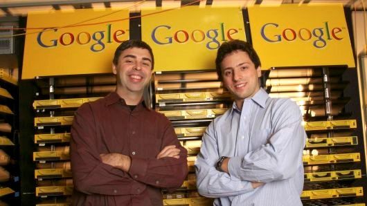 Larry Page và Sergey Brin
