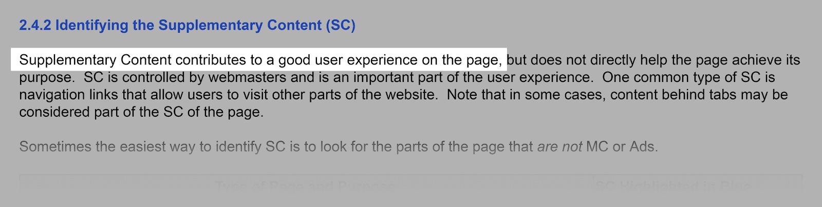 SEO content - Nguyên tắc của Google