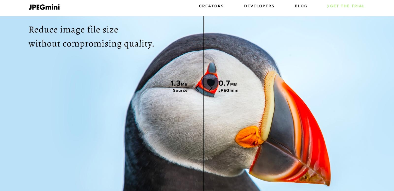 Phần trăm chất lượng có hình ảnh liên quan đến trải nghiệm người dùng
