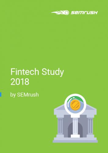 SEMrush Fintech Study