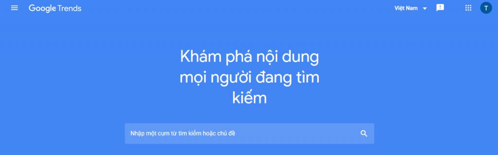 9 cách sử dụng Google Trends để SEO tốt