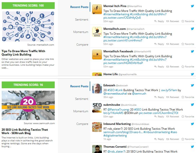 công cụ SEO-TrendSpottr
