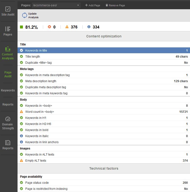 công cụ SEO-SEO PowerSuite