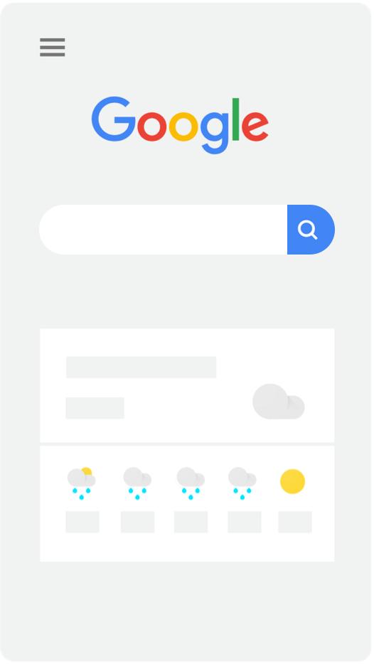 Google search - Sở thích