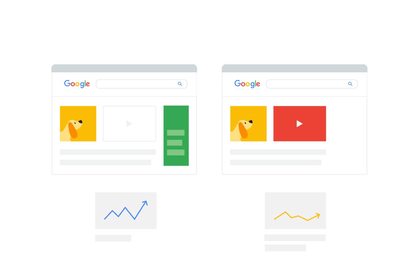 Google search - Thí nghiệm