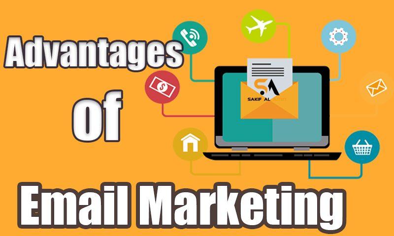 Email marketing-Ưu điểm