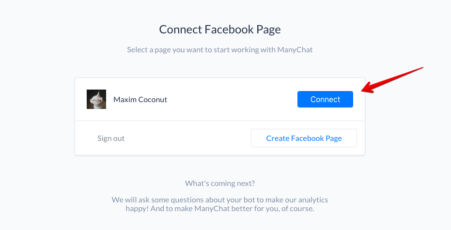 chatbot - kết nối trang
