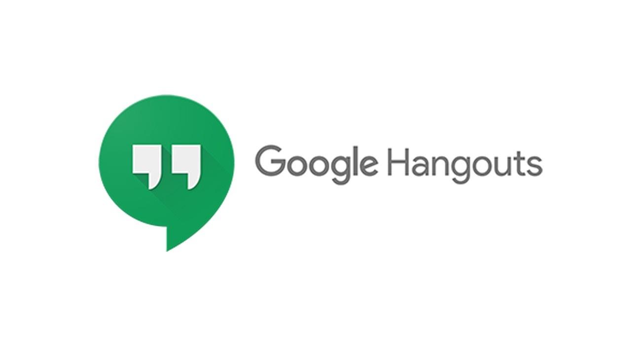 Công cụ làm việc tại nhà - Hangouts