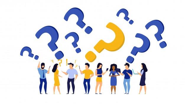 khách hàng đặt câu hỏi