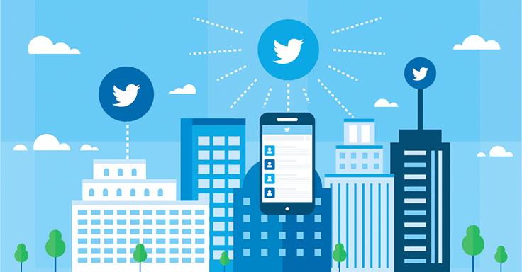 Twitter Marketing hiệu quả cho các doanh nghiệp địa phương