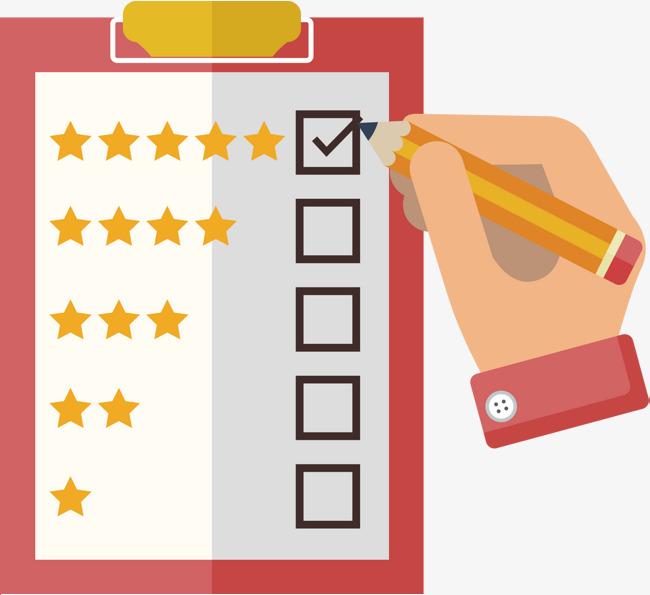 nhận các đánh giá từ khách hàng