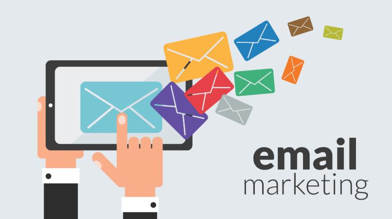Email marketing có thể khiến khách hàng trong danh sách email của bạn biết về các sản phẩm mới, giảm giá và các dịch vụ khác.