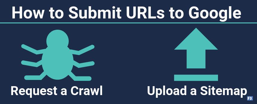 2 cách Submit URL
