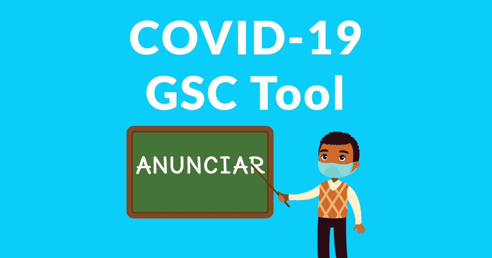 Google vừa phát hành Công cụ gửi thông báo COVID-19. Công cụ này có sẵn trong Google Search Console.