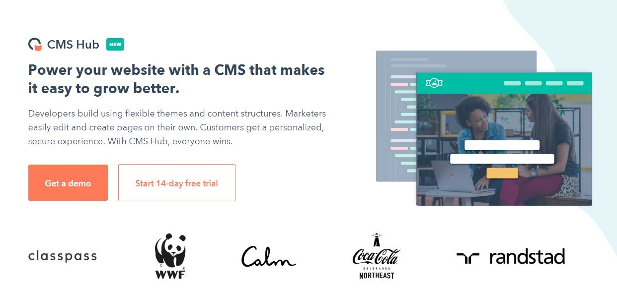 Lưu trữ nội dung trên CMS của HubSpot