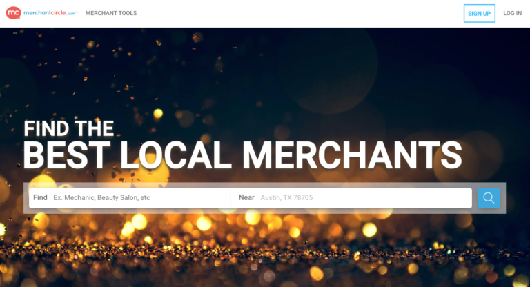 Web Directories: MerchantCircle