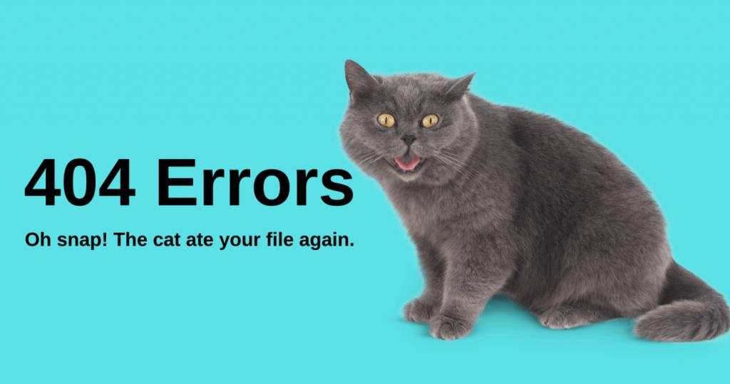 Những trang 404 hay nhất: 37 ví dụ bạn cần phải biết