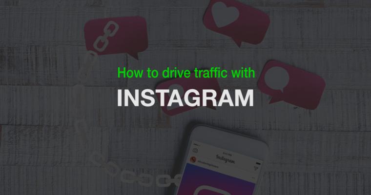 Top 9 cách tăng traffic từ Instagram