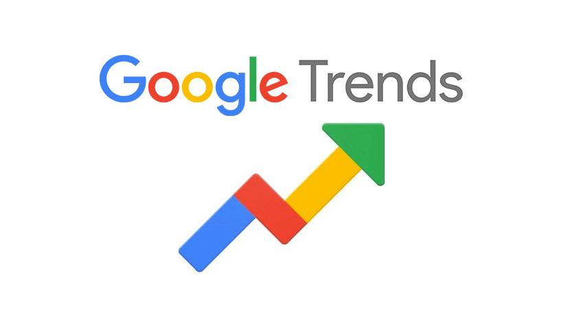 Công cụ tìm từ khóa Google Trend