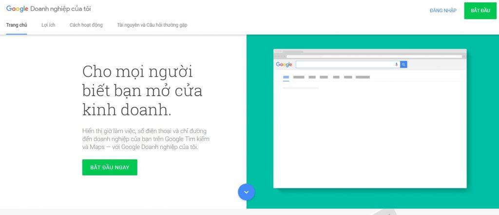 (GMB) Google My Business là gì: Cách tạo và tối ưu cho doanh nghiệp