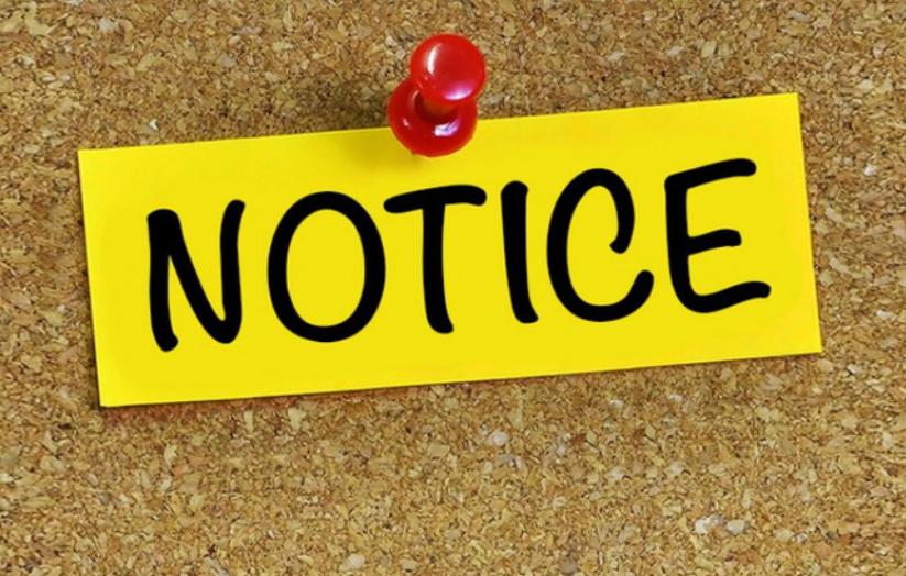 Cách thông báo tạm dừng hoạt động trên online bởi ảnh hưởng của COVID-19