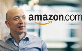 Jeff Bezos nhà sáng lập của Amazon