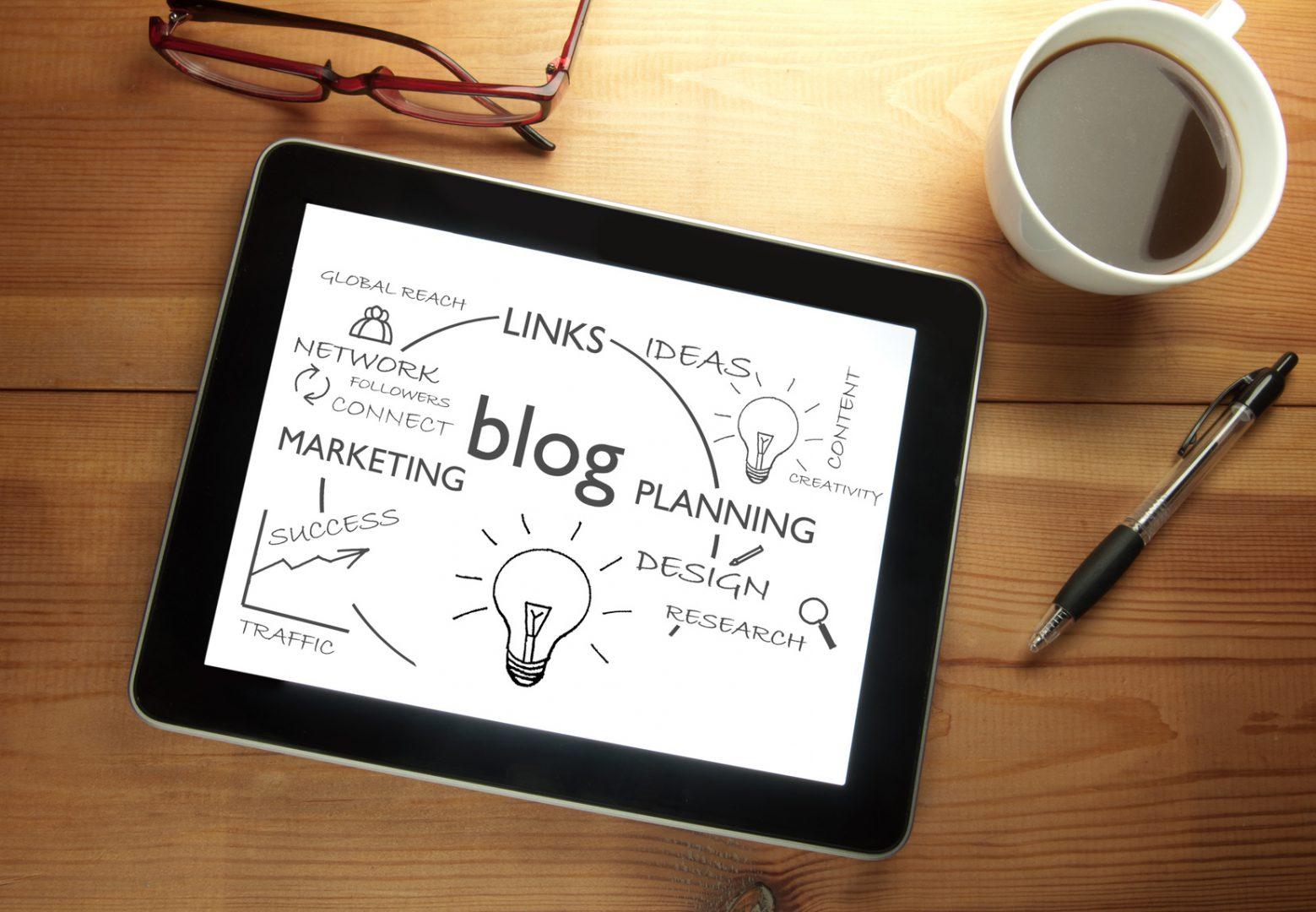 Ngày càng nhiều người viết blog hơn!