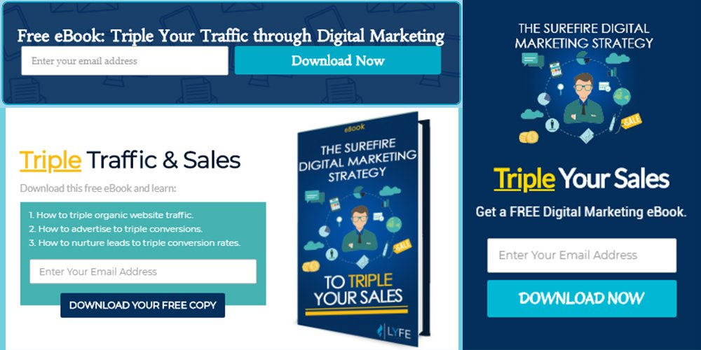 content marketing - ebook