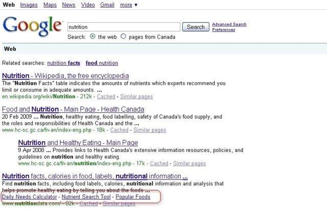 Bối cảnh tìm kiếm trước khi cập nhật Google HummingBird