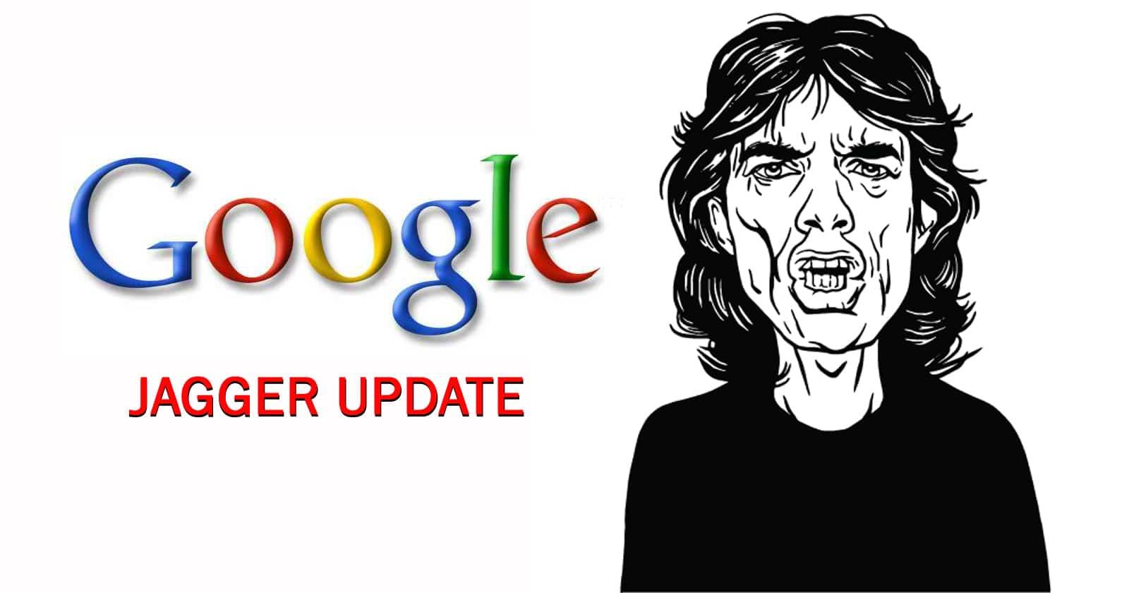 Thuật toán Jagger trong lịch sử thuật toán Google
