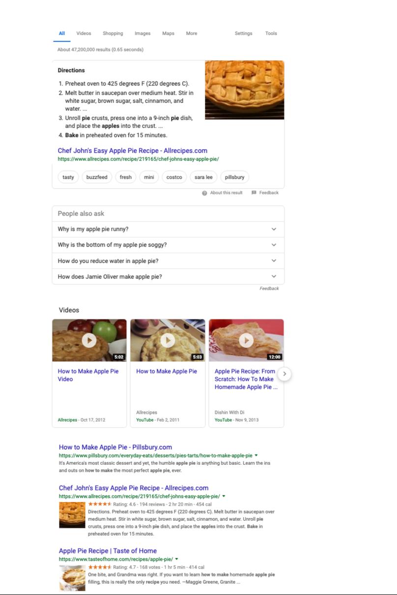 Công thức làm bánh bất kỳ khi có ý định