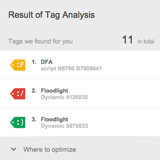 Google Tag Assistant trên Chrome