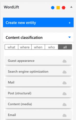 công cụ SEO-WordLift