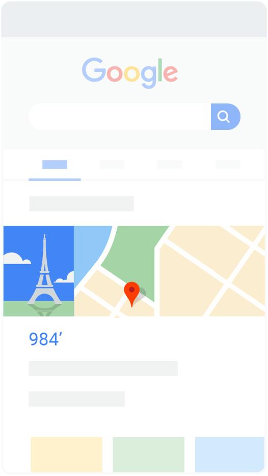 Google search - Sơ đồ tri thức