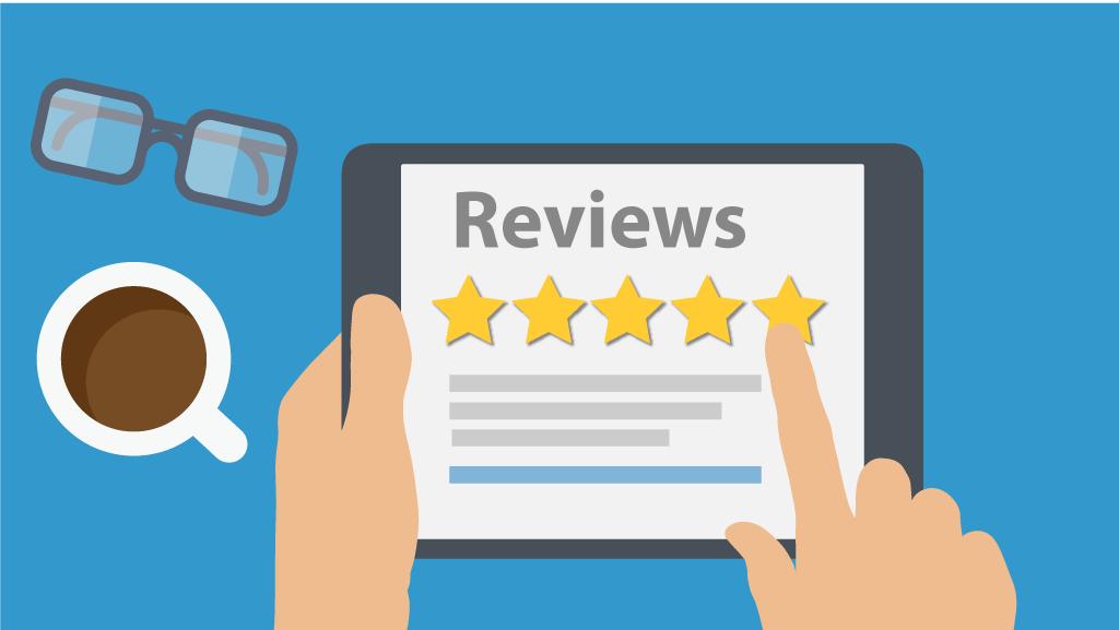 trả lời review khách hàng của bạn và họ cập nhật lại review, nâng cấp xếp hạng sao của bạn.