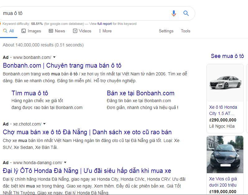 GDN và Google search
