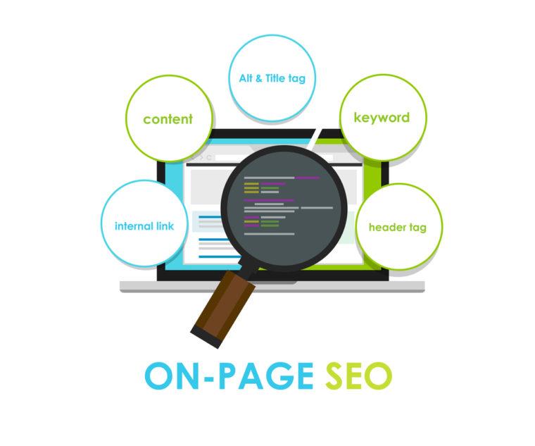Digital marketing - Seo On Page