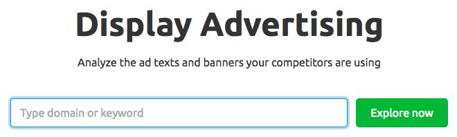 Báo cáo Advertising Display