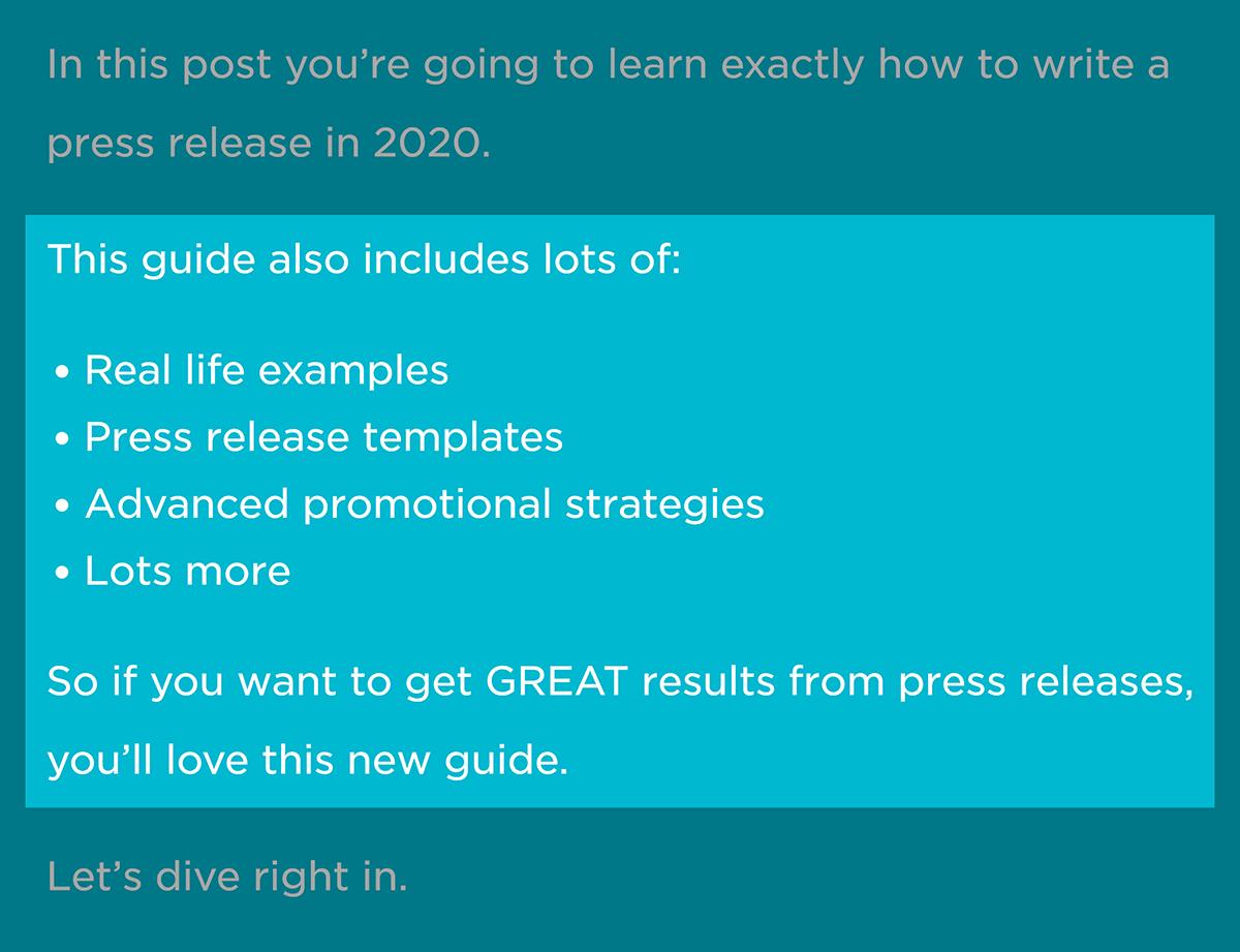 Giới thiệu bài đăng trên blog - Lợi ích