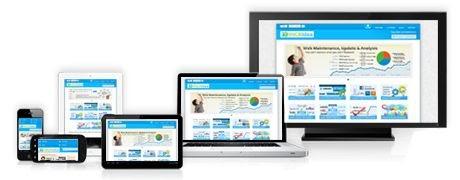 Đảm bảo toàn bộ trang web của bạn thân thiện với thiết bị di động. Tốt nhất là thông qua việc sử dụng thiết kế đáp ứng.