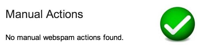 Kiểm tra Công cụ quản trị trang web của Google và đảm bảo không có hình phạt nào trong tab hành động thủ công. Nếu có điều này sẽ trở thành ưu tiên hàng đầu của bạn để khắc phục điều này.