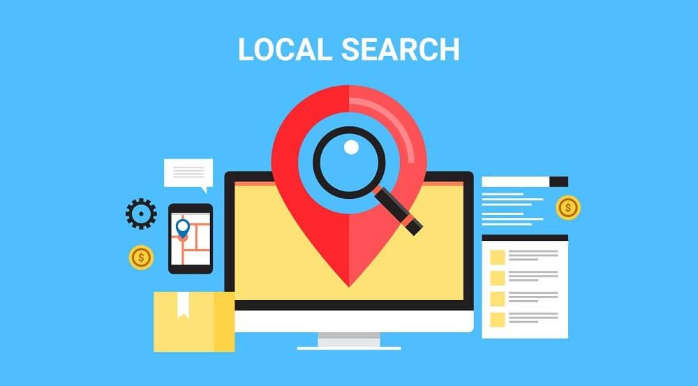 Local Search: Các nguồn mà Google và Bing lấy thông tin từ các quốc gia khác nhau.