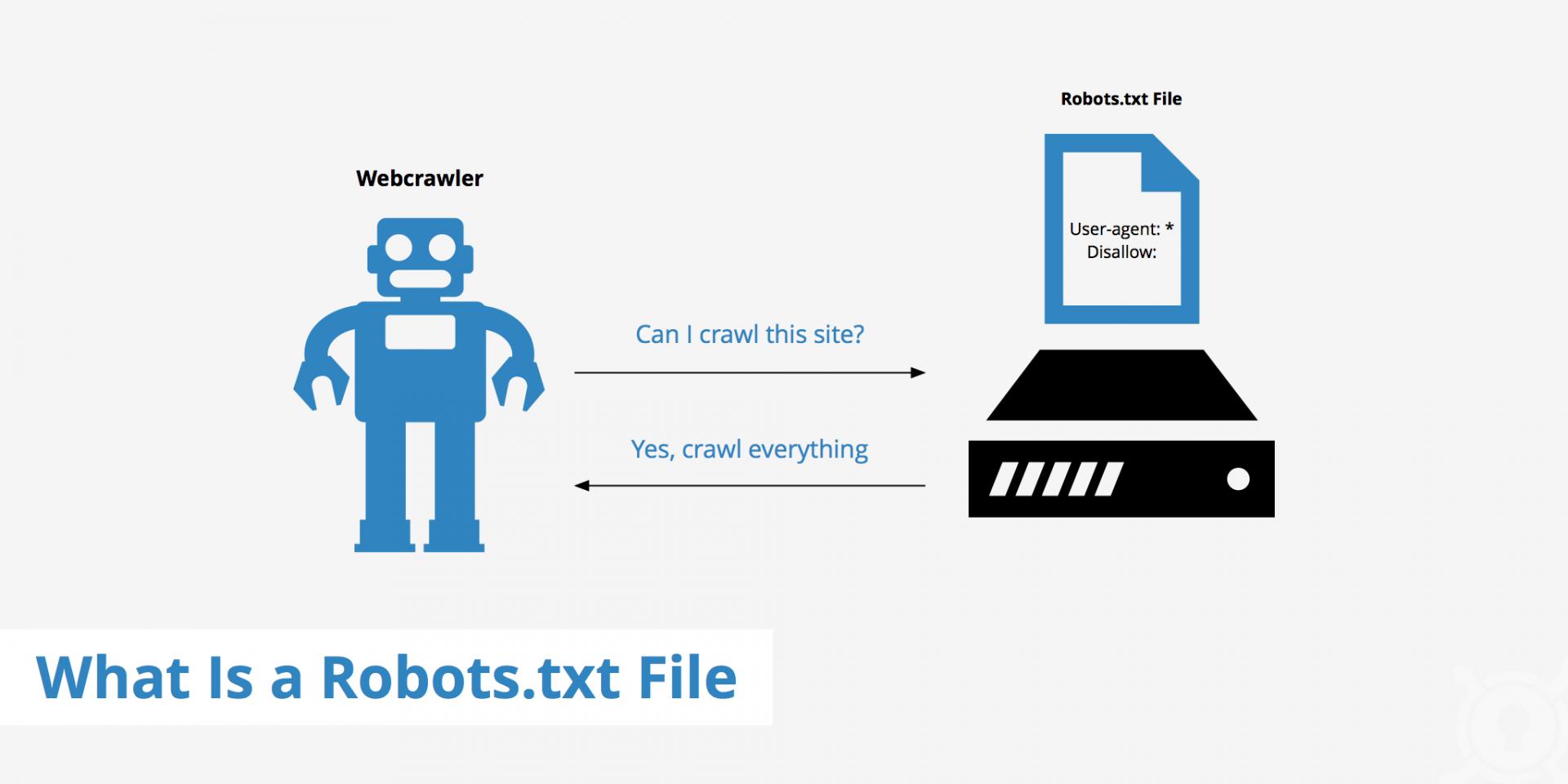 robot.txt và xml sitemap trong site audit