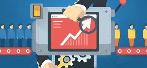 Marketing automation dùng khi muốn tiếp thị lại khách hàng