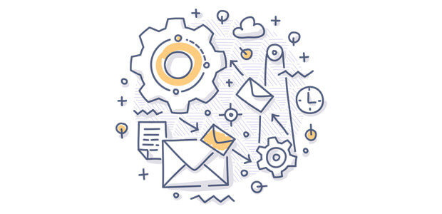 tự động hóa email