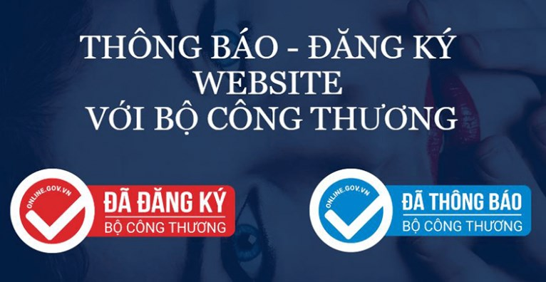 Hướng dẫn cách đăng ký website với Bộ Công Thương