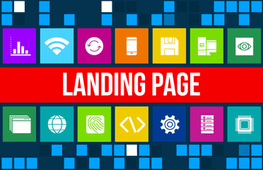 Landing Page là một trang web độc lập mà hiển thị sau khi người tiêu dùng nhấp qua từ email, quảng cáo hoặc vị trí kỹ thuật số khác.